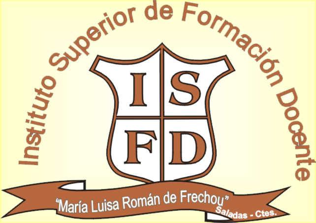 Escudo del ISFD Saladas